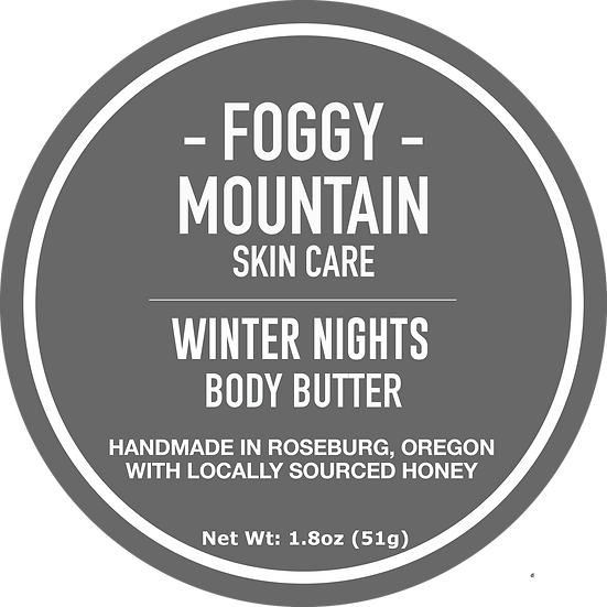 Winter Nights Body Butter