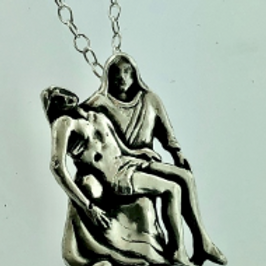 Mother & Son Pendent