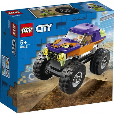LEGO® City Great Vehicles: Monster Truck (60251)