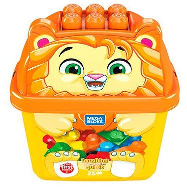 Fisher Price Mega Blocks: Laughing Lion Opaque (GPG20)