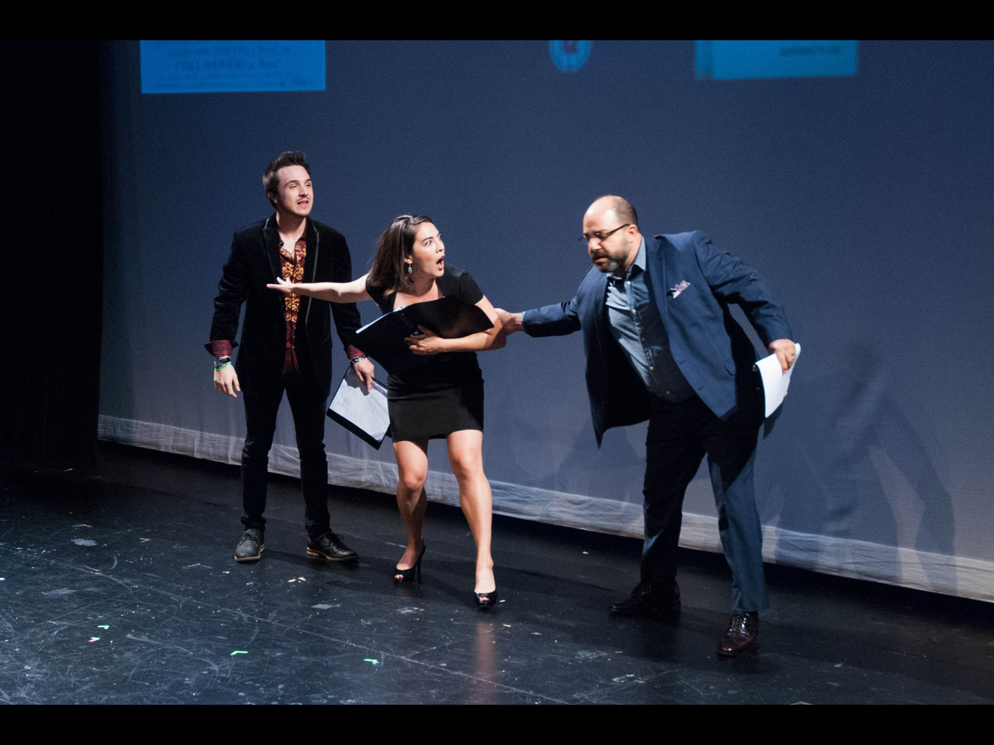 Playwrights For A Cause 2018