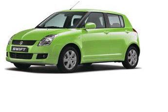 Suzuki Swift, Per day