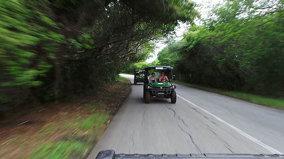 The Lazy Beach Off-Road Tour. 2 Person Buggy