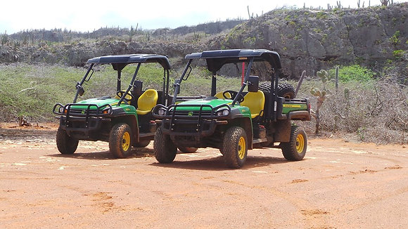 Off-Road Early Bird Tour. 4 Person Buggy