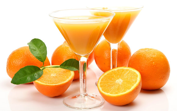 Orange Juice (1 Liter)