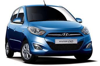Hyundai I-10, Per day