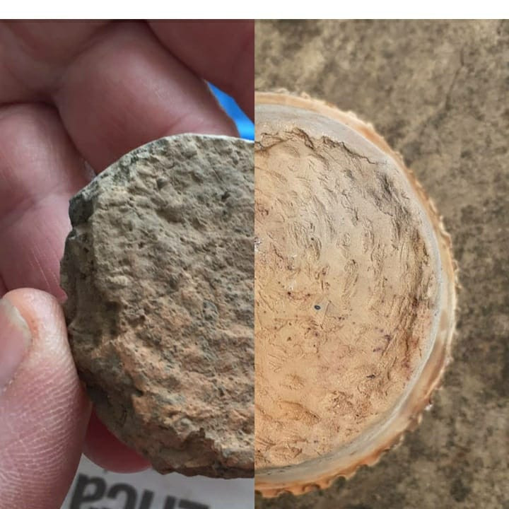 14. clay mat imprint.jpg
