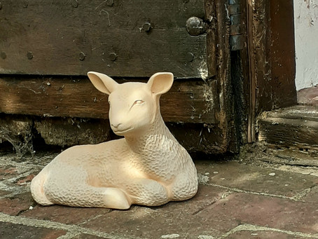 The Lamb at the Gate
