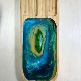 Ocean Agate Cheeseboards