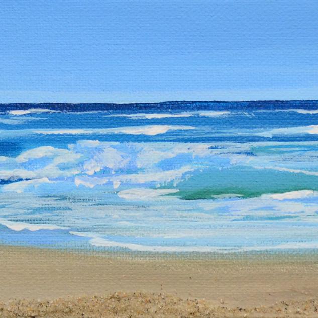 Bright Day, Queensland Beach