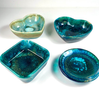 Resin Dishes- Small