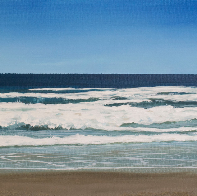 Eternal Waves, Martinique Beach