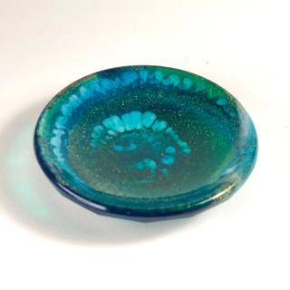 Round Resin Dish