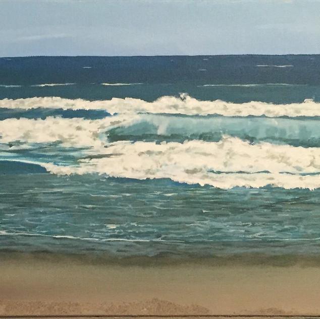 Constant Waves, Martinique Beach
