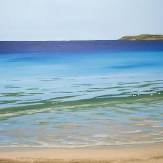 Zen Moment, Fox Point Beach 20x16