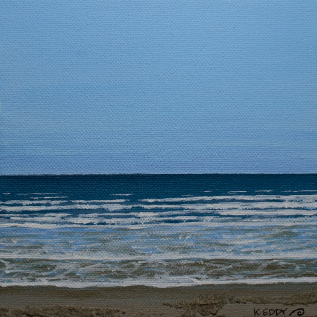 Meditate on Martinique Beach