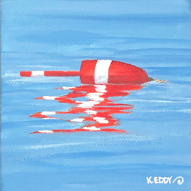 Lobster Buoy #3 4x4