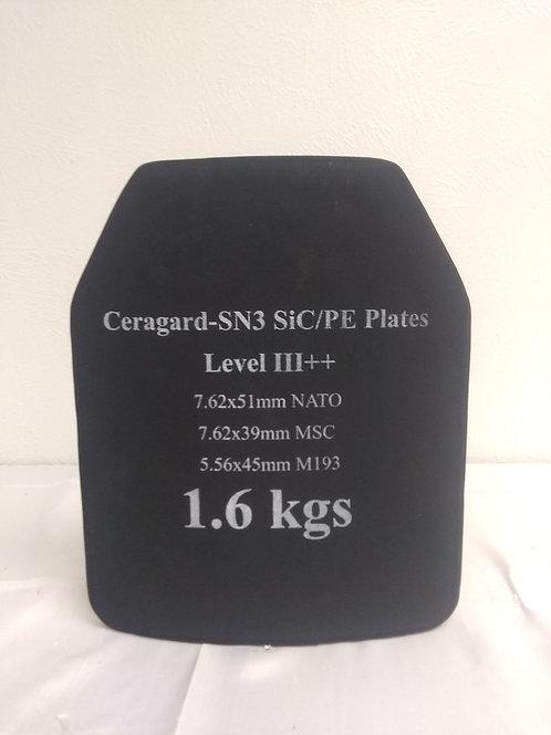 Level 111+ SIC/PE Plates