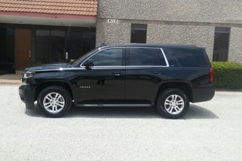 Chevy Tahoe 4x4 BR6 SOLD