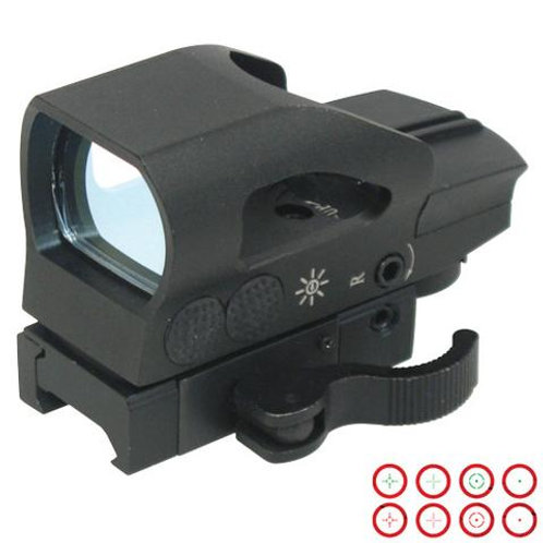 XTS HD-15 DUAL HOLOGRAPHIC DOT SIGHT WITH QUICK DETACH MOUNT