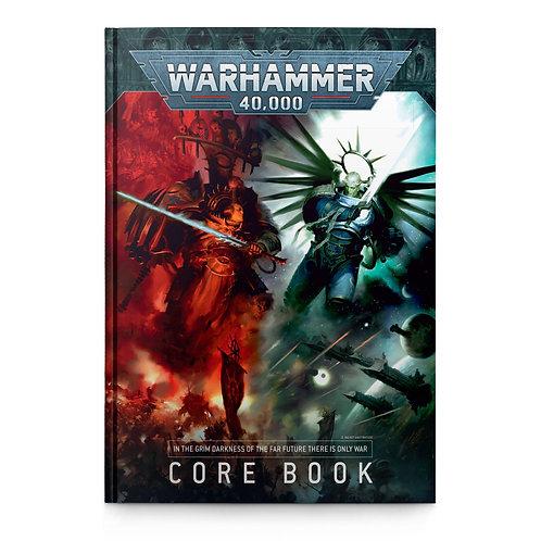WARHAMMER 40000: CORE BOOK (ENGLISH)