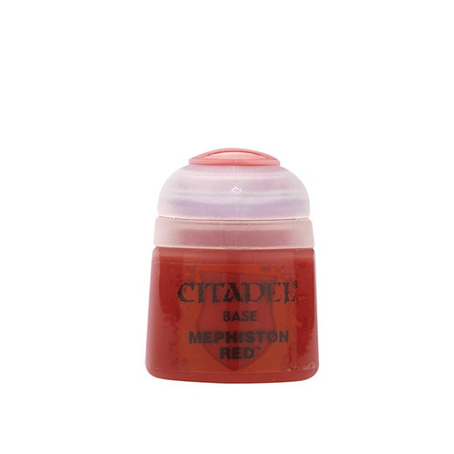 BASE: MEPHISTON RED (12ML)