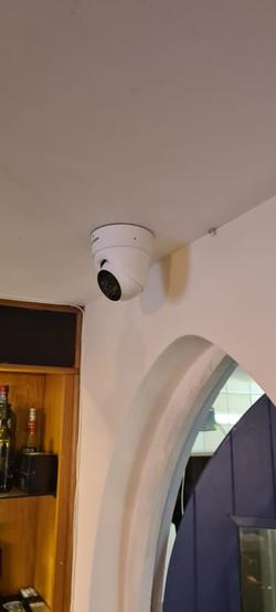 Hikvision CCTV Turret