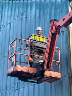 Commercial Unit CCTV Installation