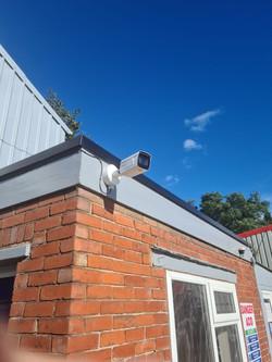 Hik-Vision ANPR Camera - Number plate recognition
