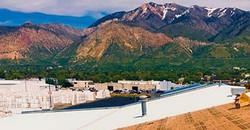 Commercial roof Salt Lake CIty Utah