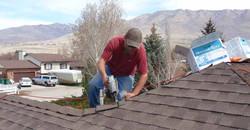 Residential roof Ogden Utah