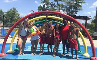 Summer Jobs, Greensboro Triad Area with Carolina Pool Management