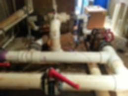 Pump Room Before