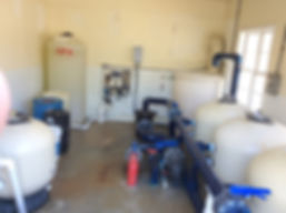 Pump Room Renovation After