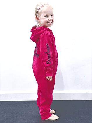 Kids Hot Pink ADA Onesie