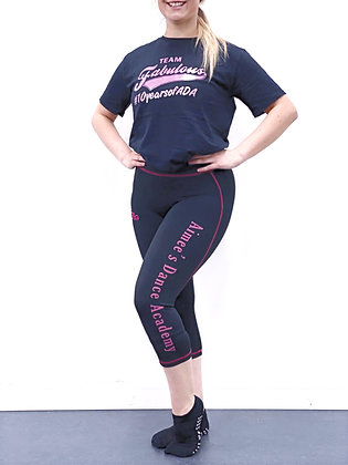 Adult ADA Capri Leggings