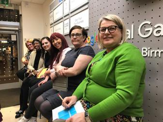 International Women's Day With Google Digital Garage