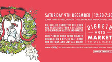 Digbeth Arts Market - Christmas Edition