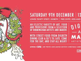 Digbeth Arts Market - Christmas Edition