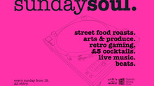 Sunday Soul Markets Go Monthly at Digbeth Dining Club