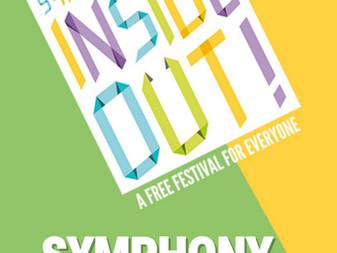 DAM Live Art at Symphony Hall Inside Out