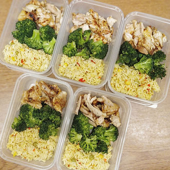 Custom meal plans for weight loss