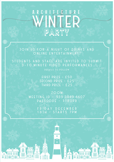 Architecture Winter Party