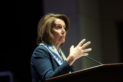 Democratic Leader Nancy Pelosi (D-CA)