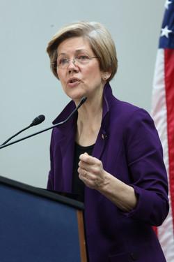 Senator Elizabeth Warren (D-MA)