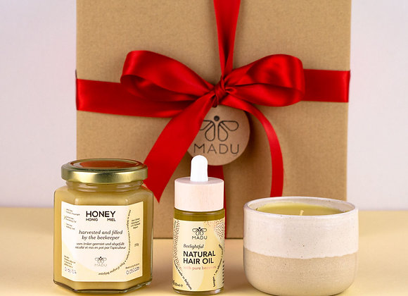 Honey Bee Christmas Pack
