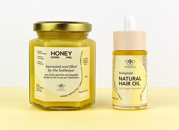 The Honey Glow Pack