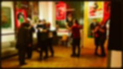 Tango Argentino in Wien. Gruppenstunden, Einzelstunden, Workshops, für Männer, Frauen und Paare.Milongakurs Galeria Ideal Wien