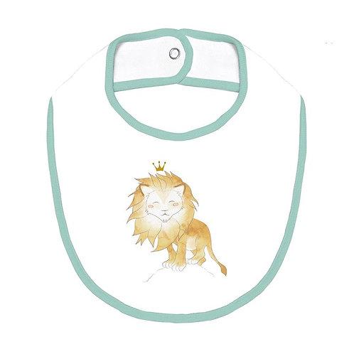 Bavoir lion
