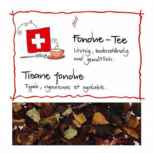 Tisane fondue